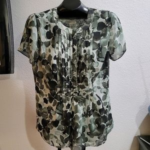 Coldwater Creek Womens Blouse